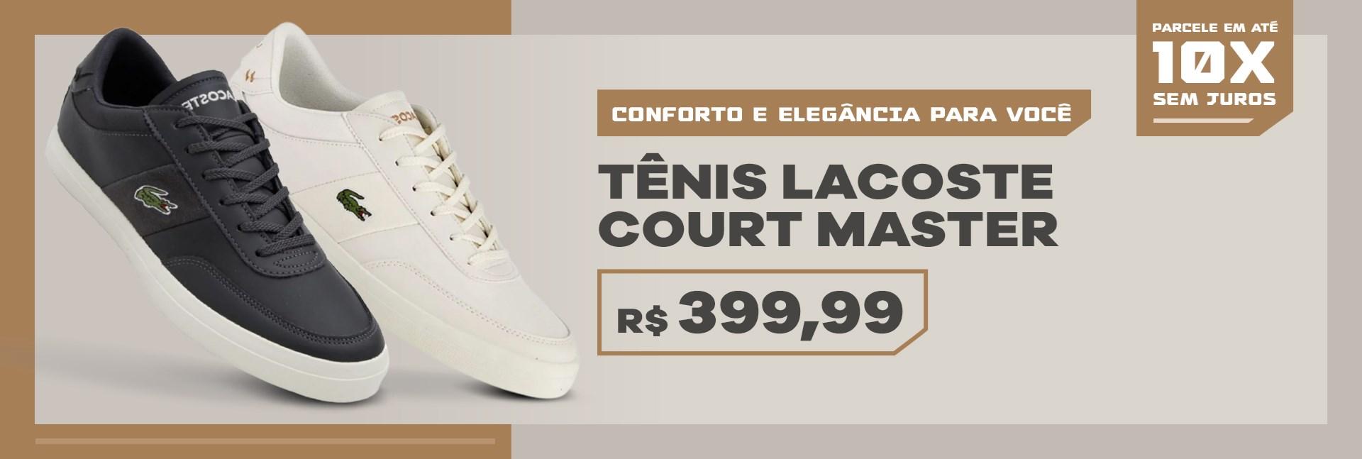 Tenis Lacoste Court Master