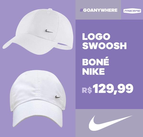 Boné Nike Swoosh Metal