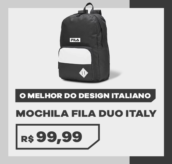 Mochila Fila Duo Italy