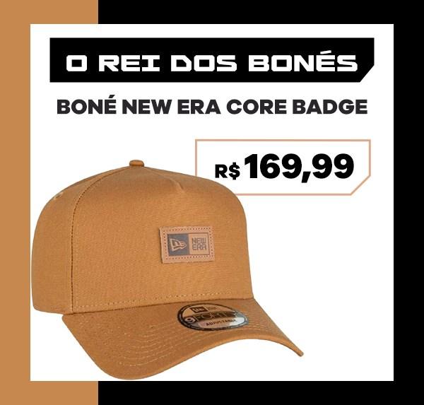 Boné New Era Core Badge