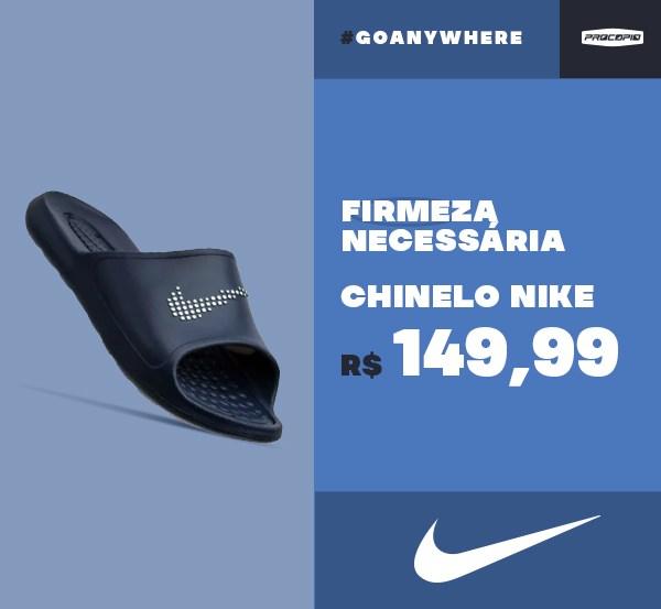 Chinelo Nike Victori One Shower Slide