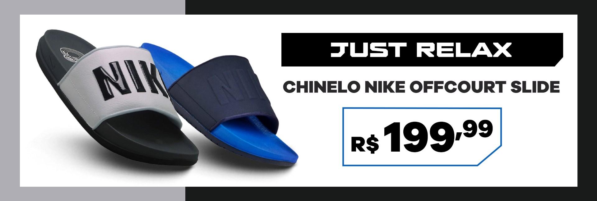 Chinelo Nike Offcourt Slide