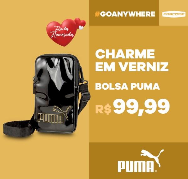 Bolsa Puma Tiracolo Core Up Sling