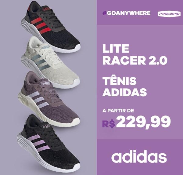 Tenis adidas Lite Racer 2.0