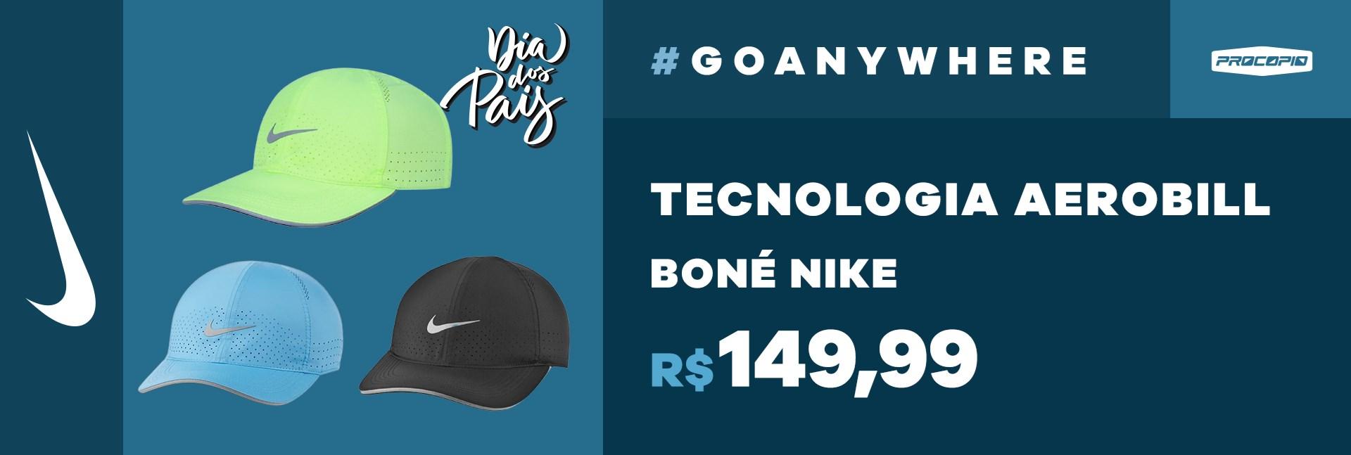 Boné Nike Dry-FIT Arobill Feather Llight