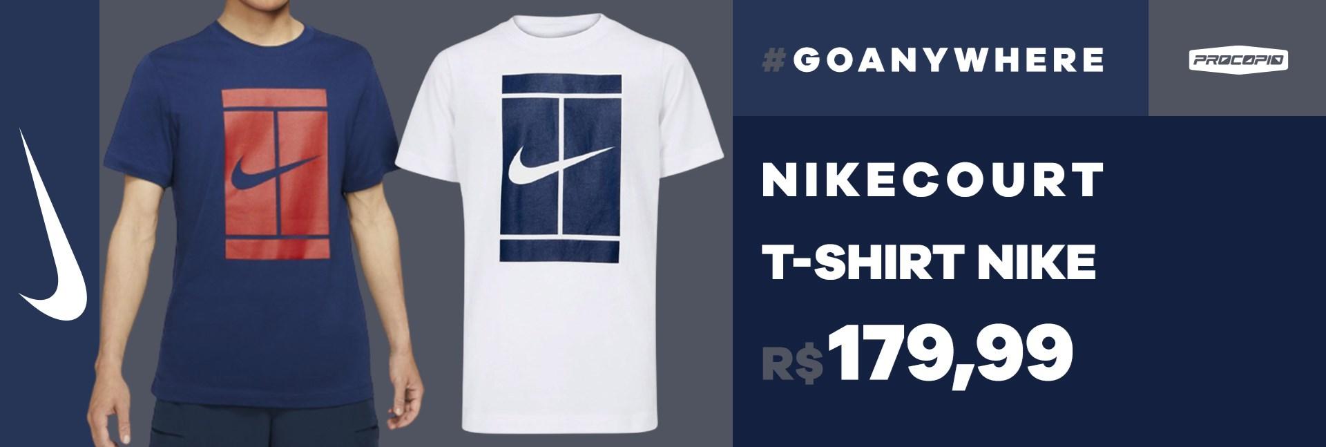 Camiseta NikeCourt