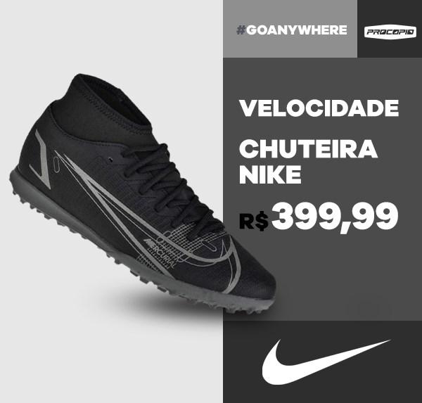 Chuteira Nike Mercurial Superfly 8 Club TF
