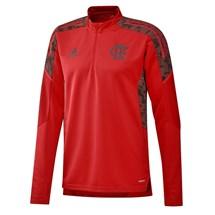 Blusão adidas CR Flamengo Treino Moletom Masculino