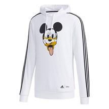 Blusão adidas Moletom c/ Capuz Disney Masculino