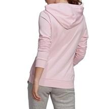 Blusão adidas Moletom com Capuz Essentials Relaxed Logo Feminino