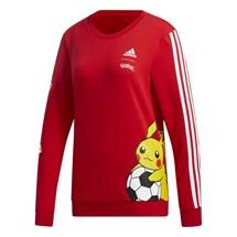 Blusão adidas Moletom Pokémon Pikachu Feminino