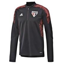 Blusão adidas Moletom São Paulo FC Treino Masculino