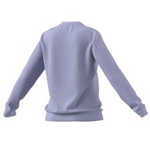 Blusão Essentials Relaxed Logo Moletom Feminino