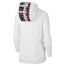 Blusão Nike Dri-Fit c/ Capuz 1/2 Ziper Infantil