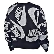 Blusão Nike Moletom Sportswear Logo Feminino