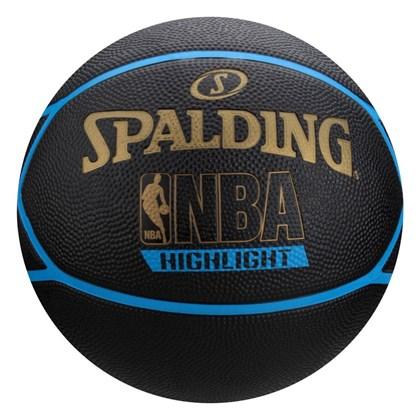 Bola Spalding Basquete Highlight
