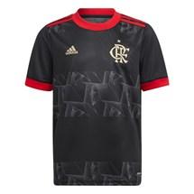 Camisa adidas CR Flamengo III 2021/22 Masculino