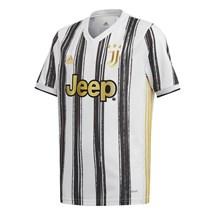 Camisa adidas Juventus Football Club I 2020 / 21 Infantil