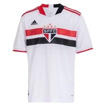 Camisa adidas São Paulo FC I 2021/22 Infantil