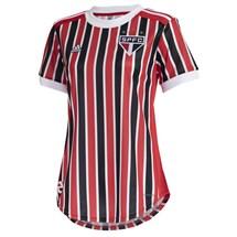 Camisa adidas São Paulo FC I/II 2021/22 Feminino