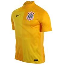 Camisa Goleiro Nike Corinthians I 2021/22 Torcedor Pro Masculino