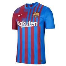 Camisa Nike Barcelona I e II 2021/22 Torcedor Pro Masculino