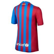 Camisa Nike Barcelona I/II 2021/22 Torcedor Pro Infantil