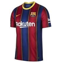 Camisa Nike Barcelona II 2020/21 Torcedor Pro Masculino