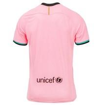 Camisa Nike Barcelona III 2020/21 Torcedor Pro Masculino