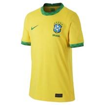 Camisa Nike CBF Brasil I/II 2020/21 Torcedor Pro Infantil