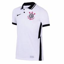 Camisa Nike Corinthians I-II 2020/21 Torcedor Pro Infantil