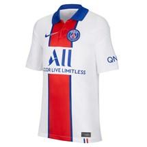 Camisa Nike Paris Saint Germain II 2020/21 Torcedor Pro Infantil