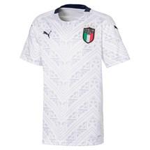 Camisa Puma Italia I/II/II Eurocopa 2020 Infantil
