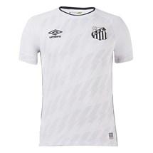 Camisa Umbro Santos Oficial I 2021 (Atleta S/Nº) Masculino