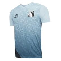 Camisa Umbro Santos Treino 2020 Masculino