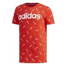 Camiseta Adidas AOP Tee Logo Masculino