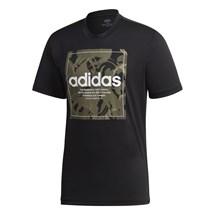 Camiseta adidas Box Camouflage Masculino