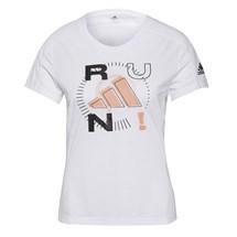 Camiseta adidas Camiseta Run Logo Feminino