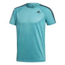 Camiseta Adidas Design 2 Move 3-Stripes Masculino