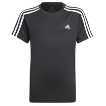 Camiseta adidas Designed 2 Move 3-Stripes Infantil