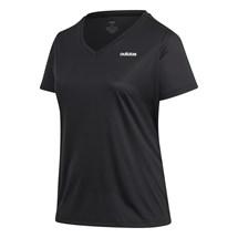 Camiseta adidas Designed 2 Move Plus Size Feminino