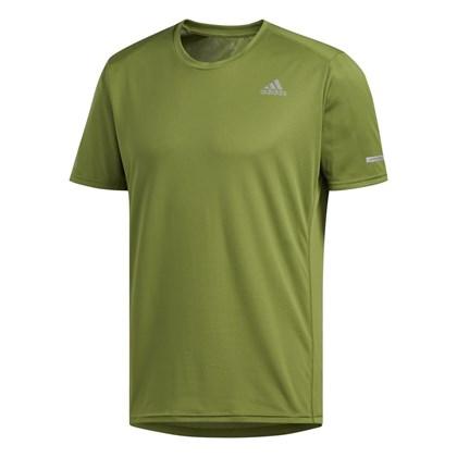 Camiseta adidas Run Masculino