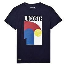 Camiseta Lacoste Graphic Estamp Sport Masculino