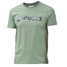 Camiseta Lacoste Sport Hawaian Stamp Masculino