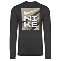 Camiseta Nike Dri-FIT Graphic Manga Longa Masculino