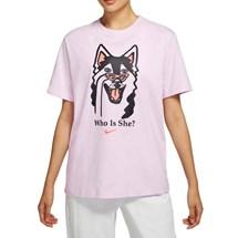 Camiseta Nike Sportswear Who Is Feminino