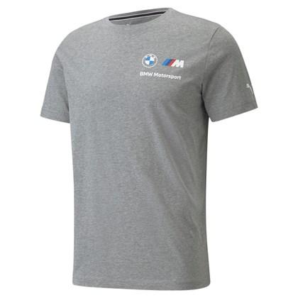 Camiseta Puma BMW MMS Essentials Small Logo Masculino
