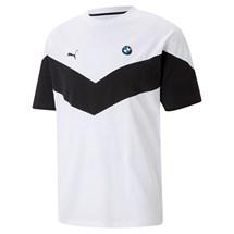 Camiseta Puma Mcs BMW Motorsports Masculino
