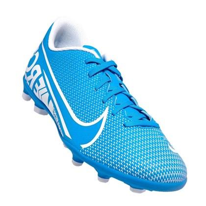 Chuteira Nike Jr Vapor 13 Club FG/MG Infantil