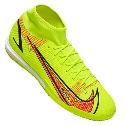 Chuteira Nike Mercurial Superfly 8 Academy Futsal Infantil